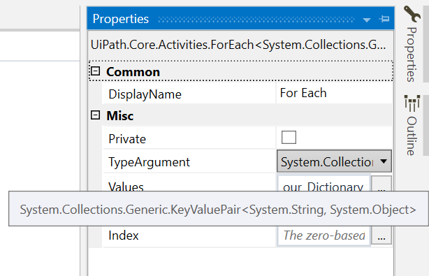 How To Add/Loop through Dictionary - In UiPath - ExcelCult
