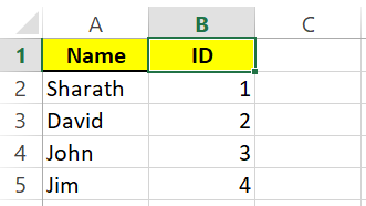 How To Use Read Row In Uipath